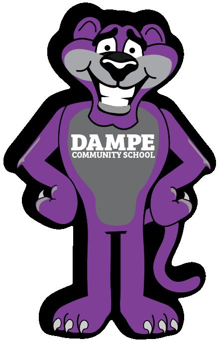 dampe panther logo